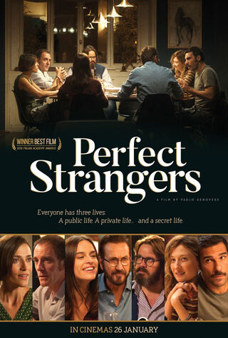 Perfect Strangers (2016) Main Poster