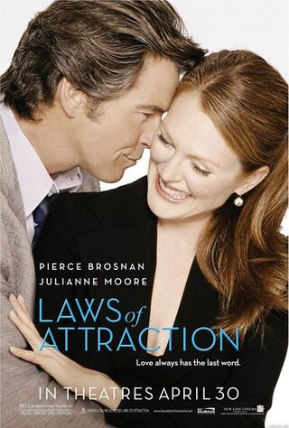 Laws Of Attraction (2004) Main Poster