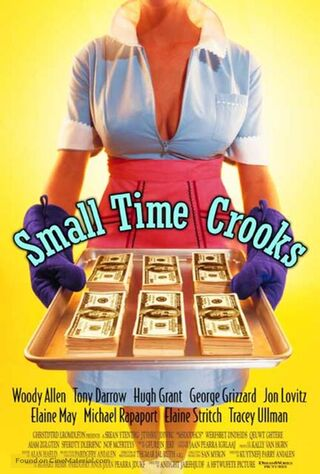 Small Time Crooks (2000) Main Poster
