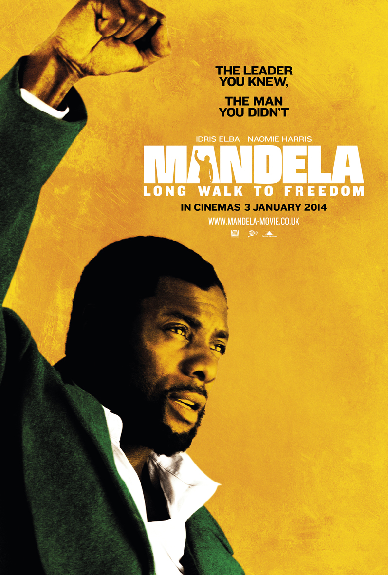Mandela: Long Walk To Freedom (2013) Main Poster