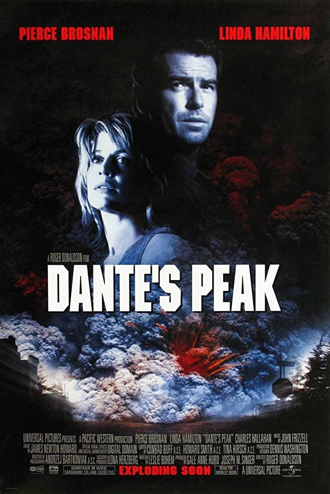 Dante's Peak (1997) Main Poster