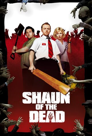 Shaun Of The Dead (2004) Main Poster