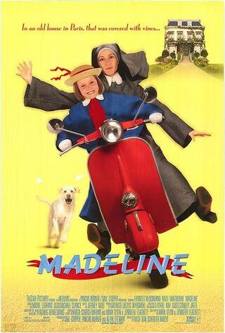 Madeline (1998) Main Poster
