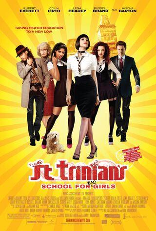 St. Trinian's (2007) Main Poster