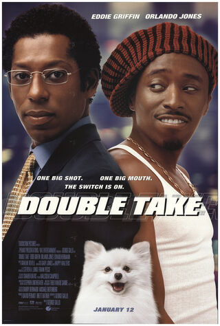 Double Take (2001) Main Poster