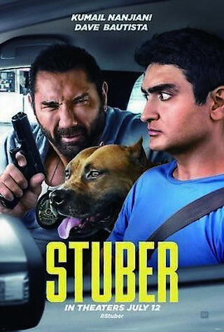Stuber (2019) Main Poster
