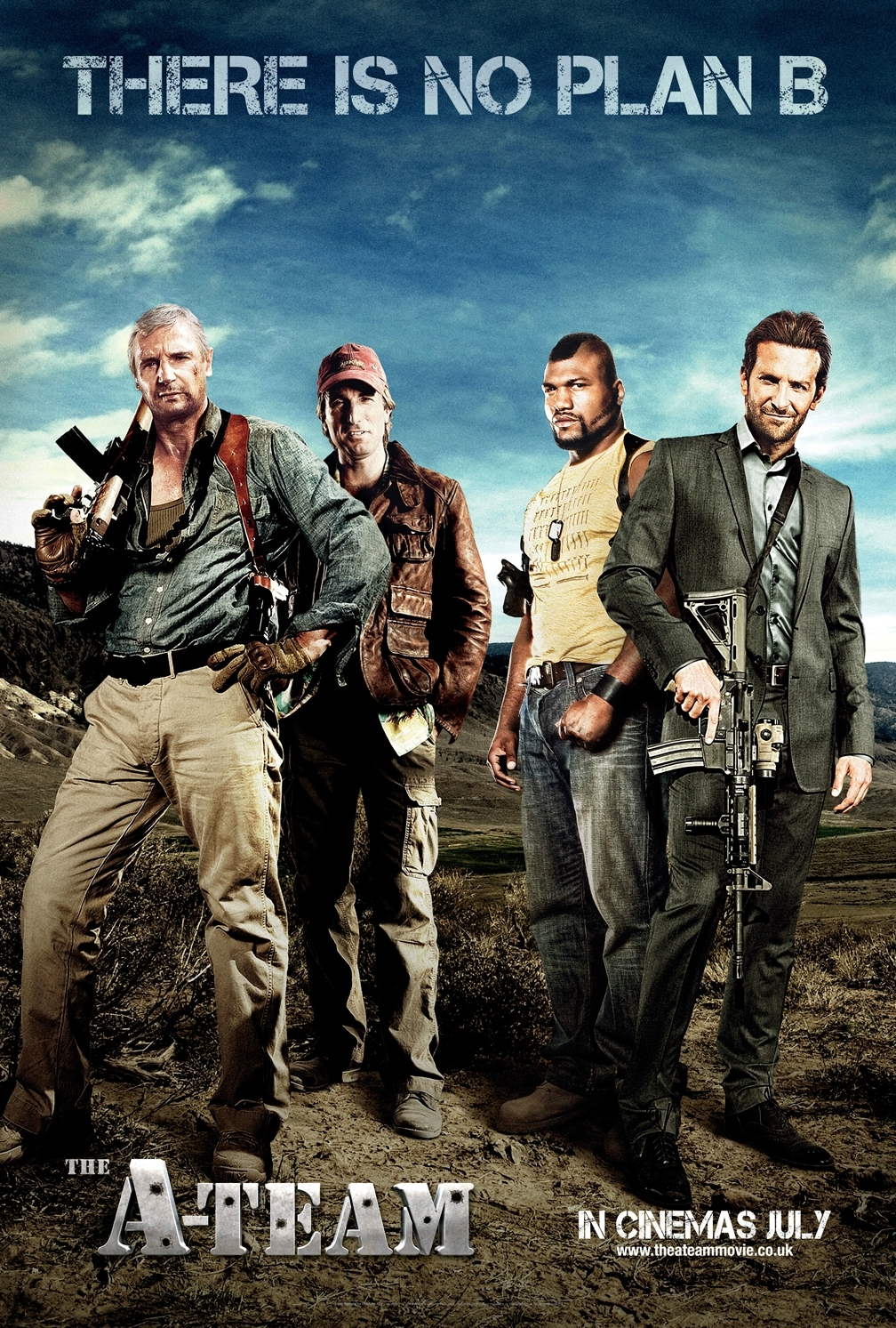 The A-Team (2010) Main Poster