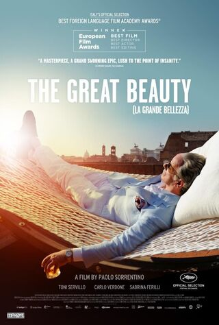 The Great Beauty (2014) Main Poster