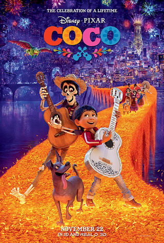 Coco (2017) Main Poster