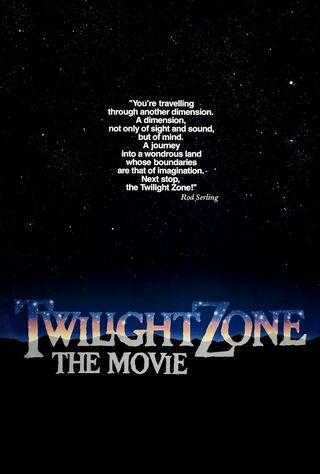 Twilight Zone: The Movie (1983) Main Poster