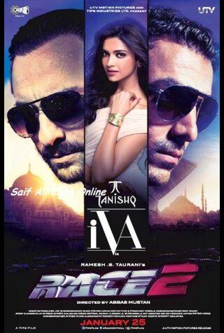 Race 2 (2013) Main Poster