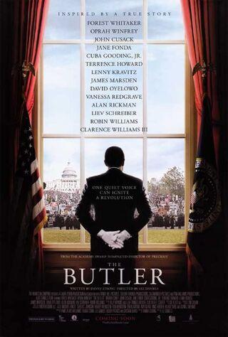 Lee Daniels' The Butler (2013) Main Poster