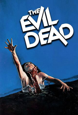 The Evil Dead (1983) Main Poster