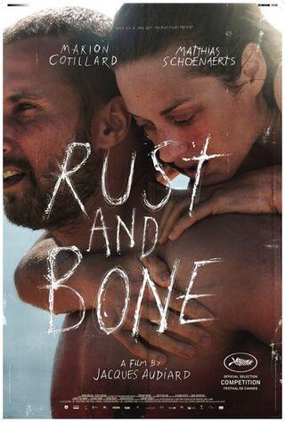 Rust And Bone (2012) Main Poster
