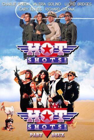 Hot Shots! (1991) Main Poster