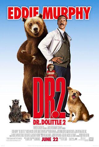 Dr. Dolittle 2 (2001) Main Poster