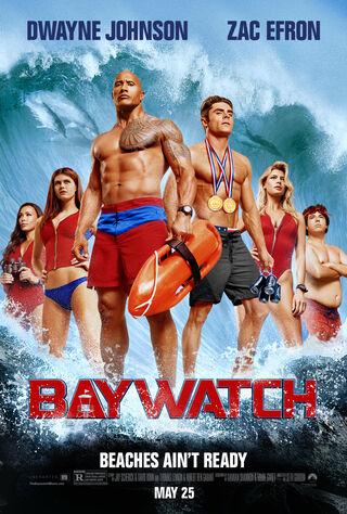 Baywatch (2017) Main Poster