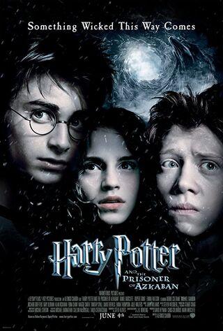 Harry Potter and the Prisoner of Azkaban (2004) Main Poster