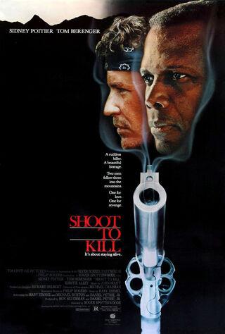 Shoot To Kill (1988) Main Poster