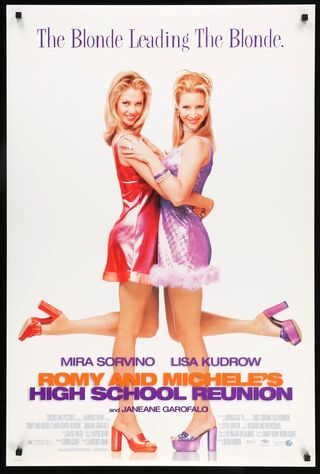 Romy And Michele's High School Reunion (1997) Main Poster