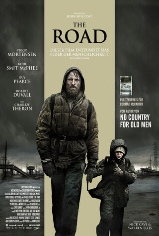 The Road (2009) Main Poster