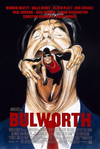 Bulworth (1998) Main Poster
