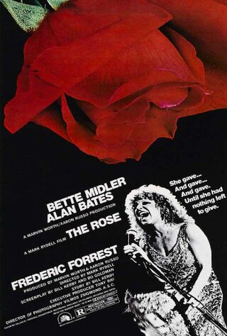 The Rose (1979) Main Poster