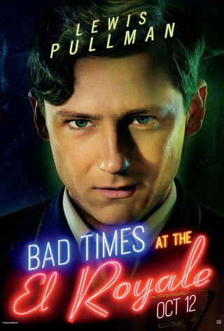 Bad Times At The El Royale (2018) Main Poster