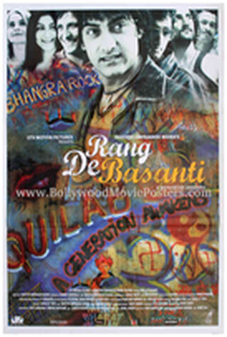Rang De Basanti (2006) Main Poster