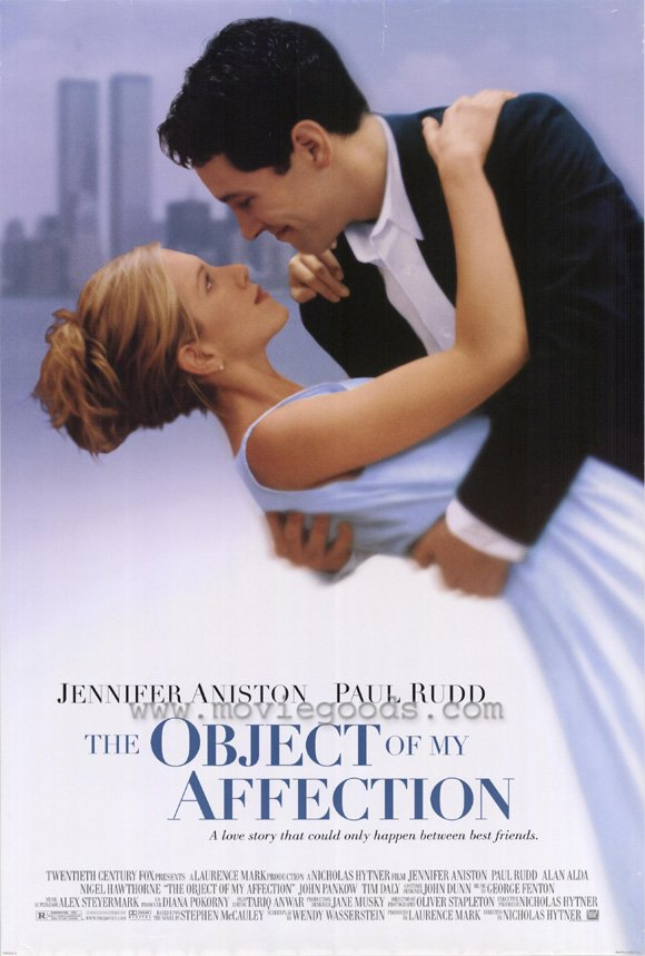 The Object Of My Affection (1998) Main Poster