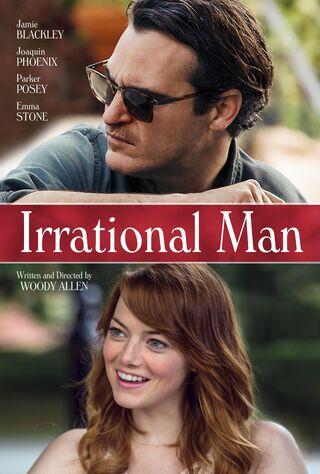 Irrational Man (2015) Main Poster
