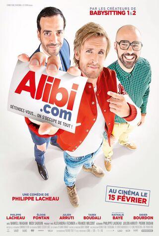 Alibi.com (2017) Main Poster