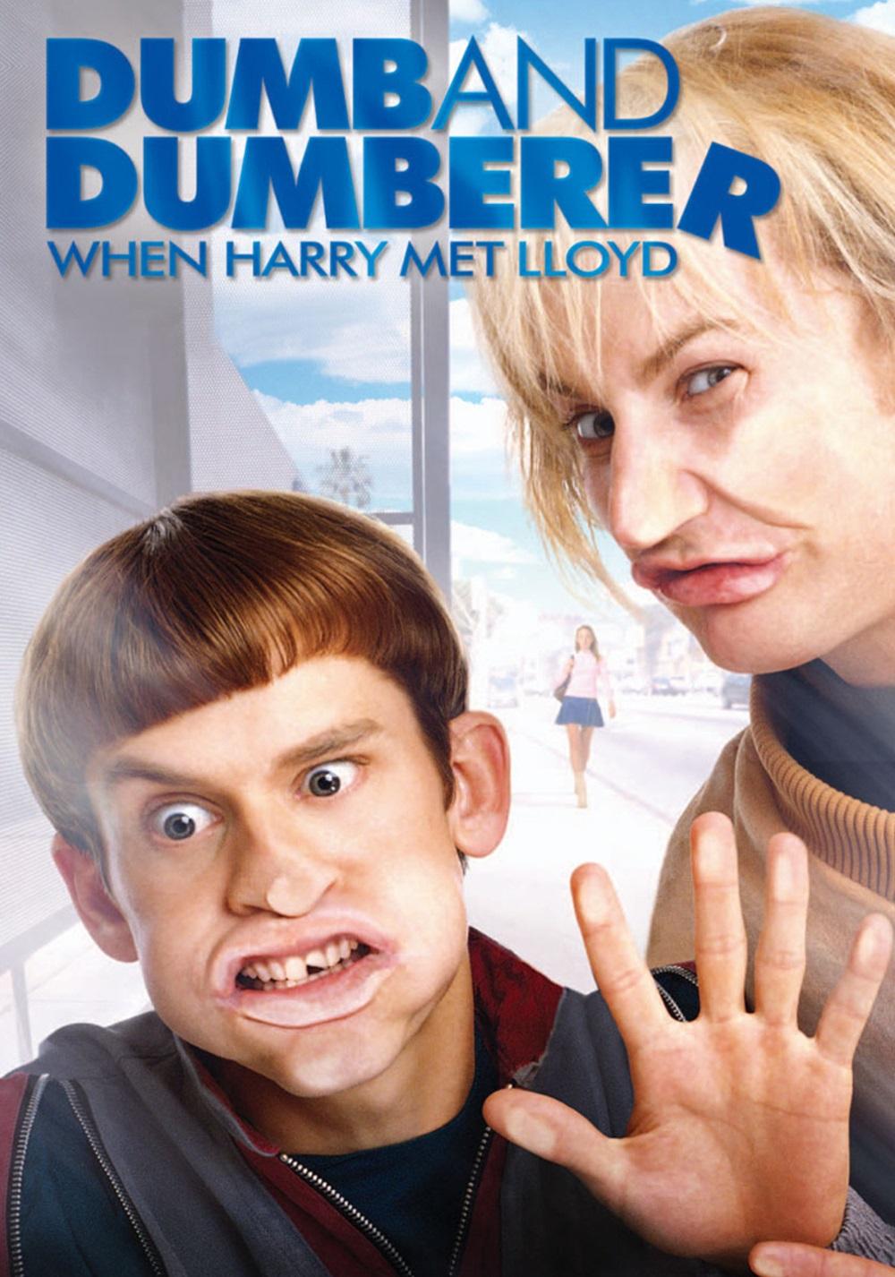 Dumb And Dumberer: When Harry Met Lloyd (2003) Main Poster