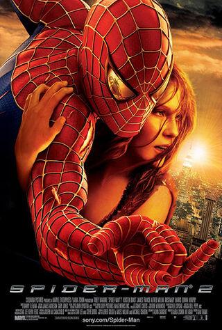 Spider-Man 2 (2004) Main Poster