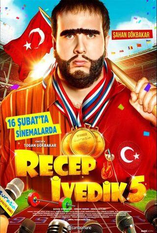 Recep Ivedik 5 (2017) Main Poster