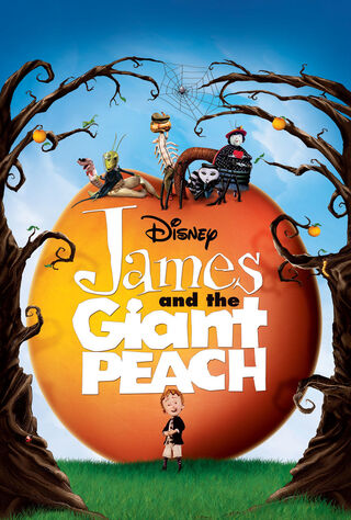 James And The Giant Peach (1996) Main Poster