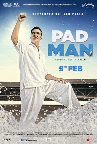 Pad Man (2018) Main Poster