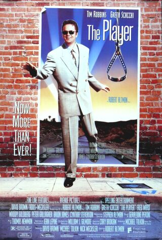 The Player (1992) Main Poster