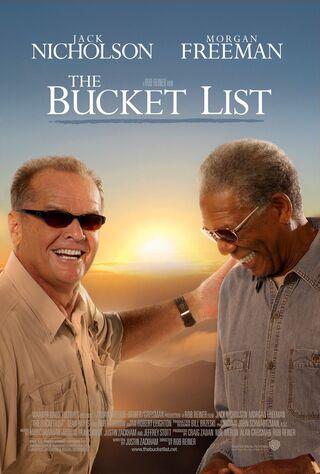 The Bucket List (2008) Main Poster