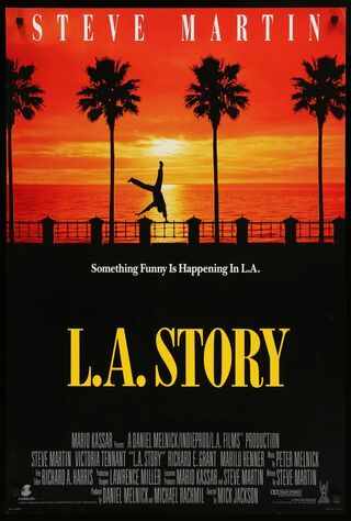 L.A. Story (1991) Main Poster
