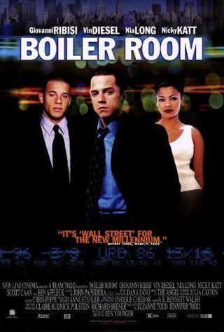 Boiler Room (2000) Main Poster