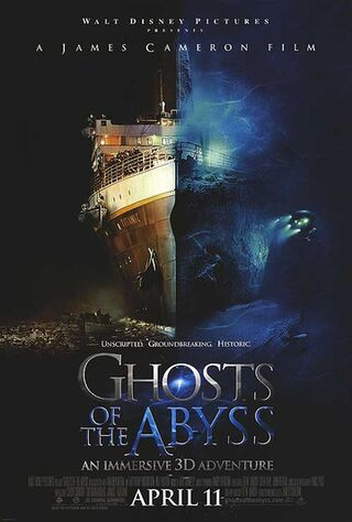 Ghosts Of The Abyss (2003) Main Poster