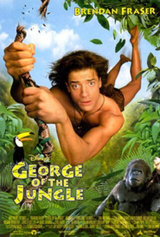 George Of The Jungle (1997) Main Poster