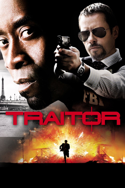 Traitor (2008) Main Poster