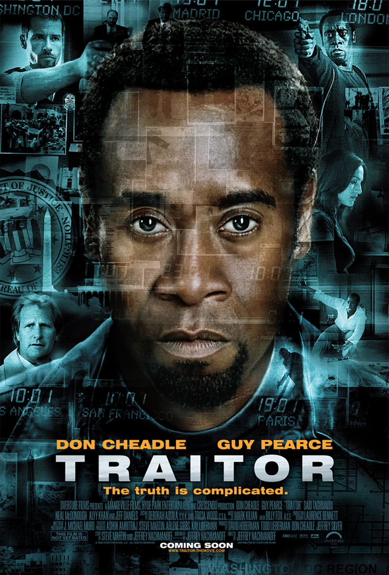 Traitor (2008) Poster #2