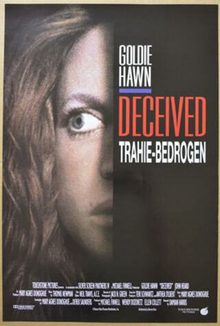 Deceived (1991) Main Poster
