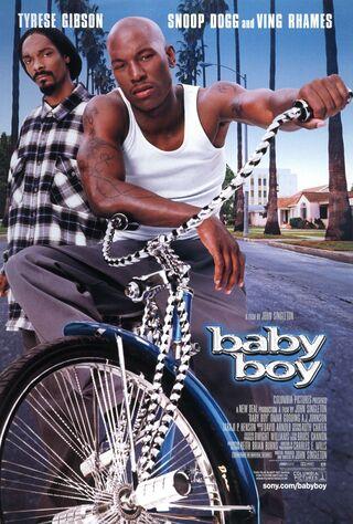 Baby Boy (2001) Main Poster