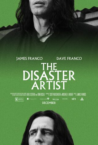 The Disaster Artist (2017) Main Poster