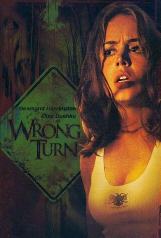 Wrong Turn (2003) Main Poster