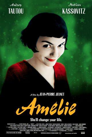Amélie (2002) Main Poster